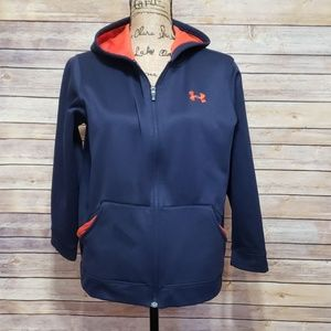 Underarmour Zipped Up Hoodie Jacket